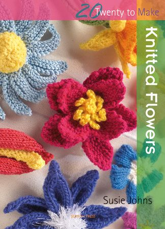 Susie Johns has created twenty beautiful flowers that knitters and flowerlovers will love to create. Simple, easy-to-follow instructions are providedfor each flower, and Susie's inspired choice of wools and novelty yarns makethese wonderful projects for anyone interested in contemporary knittingdesign.