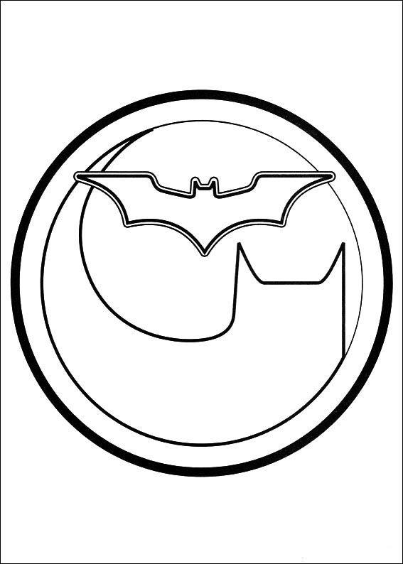 Fein Batman Farbseite Fotos - Malvorlagen-Ideen - printingontshirts.info