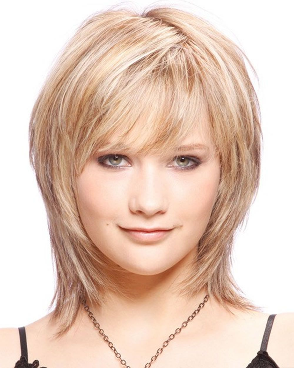 Shoulder Length Hairstyles For Fine Hair 2020 41