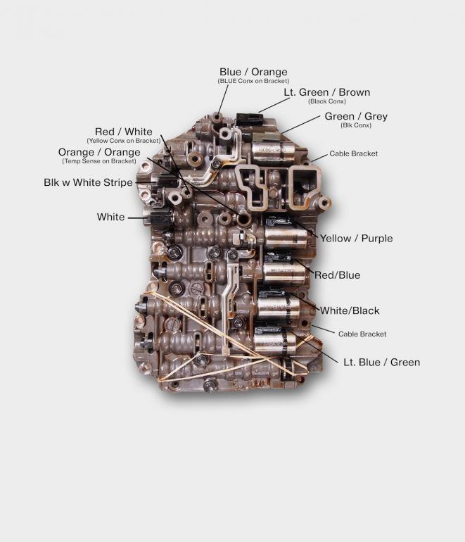 09g transmission valve body repair vehicle repair pinterest 09g transmission valve body repair fandeluxe Gallery