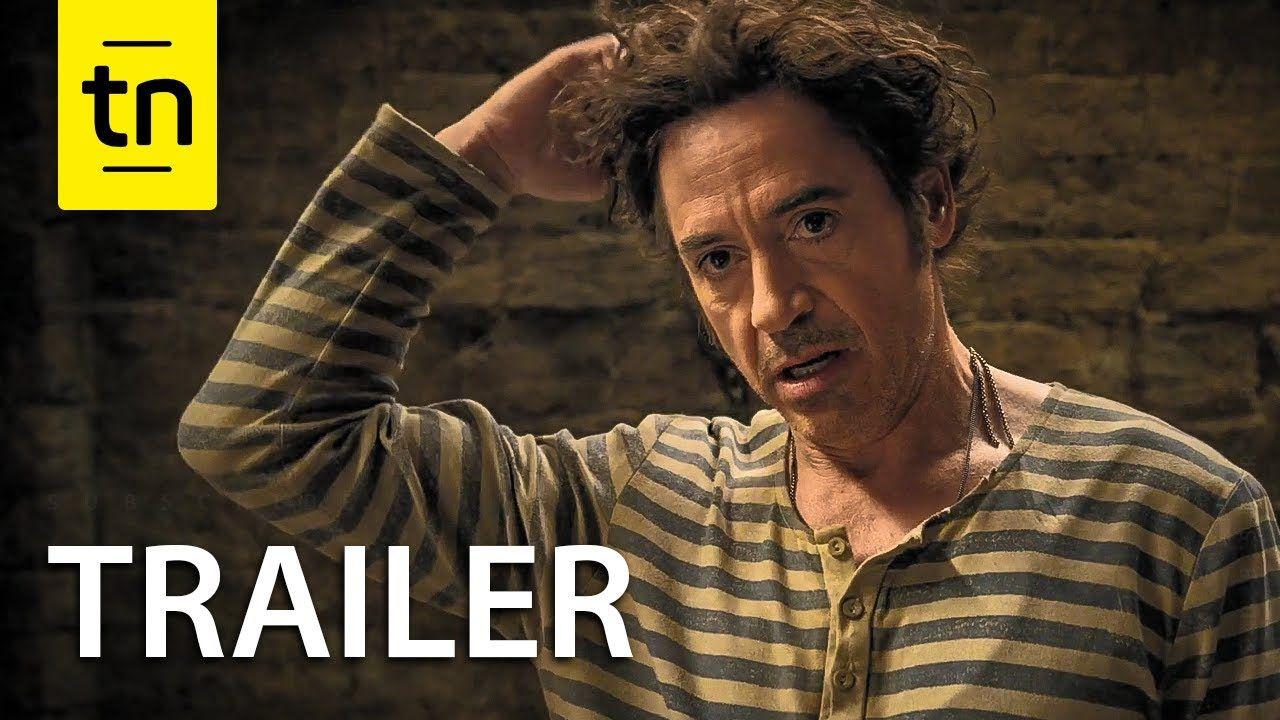 Dolittle trailer 2020 movie tom holland robert downey