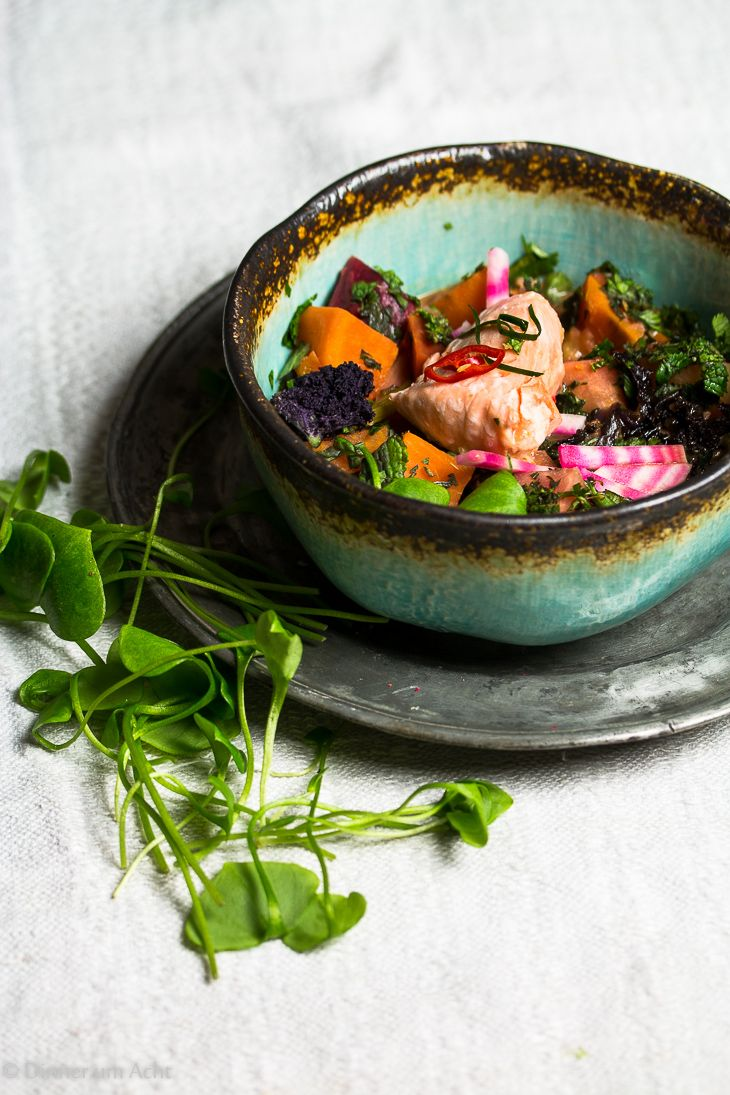 Colorful Winter Curry
