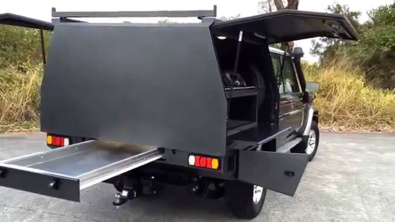 Alloy Canopy Truck CamperOff RoadCanopy