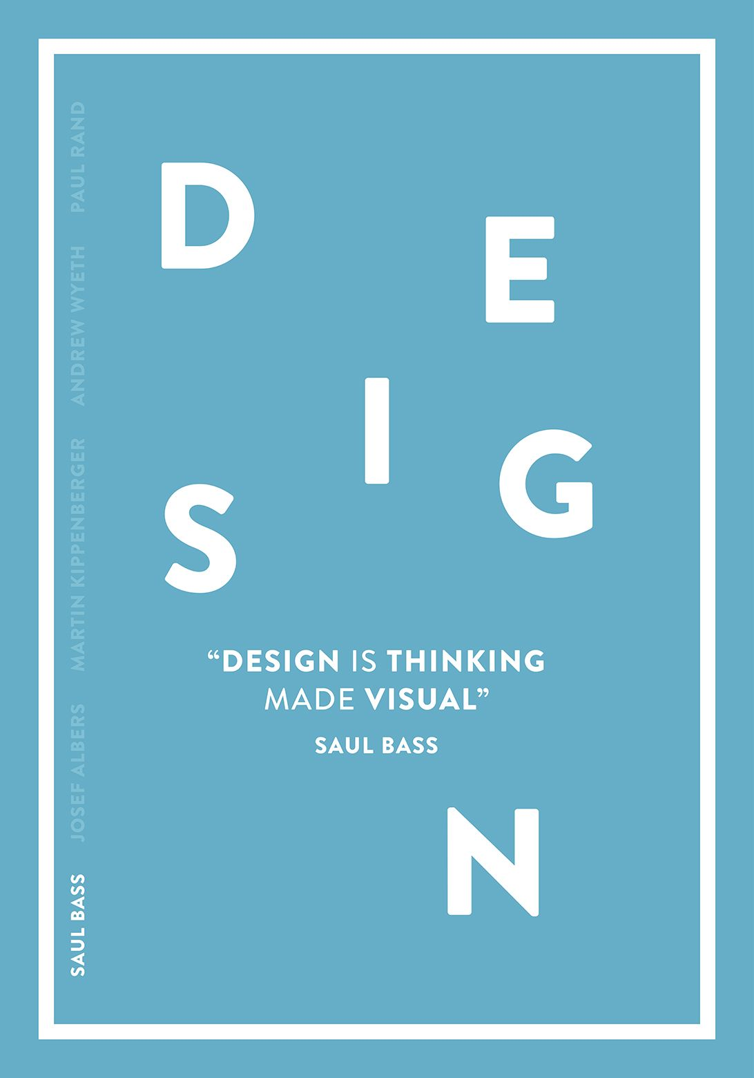 Graphic design poster quotes - Typography Inspiration Typography Design Lettering Art Quotes Motivational Quotes Saul Bass Design Quotes Event Posters Editorial Design