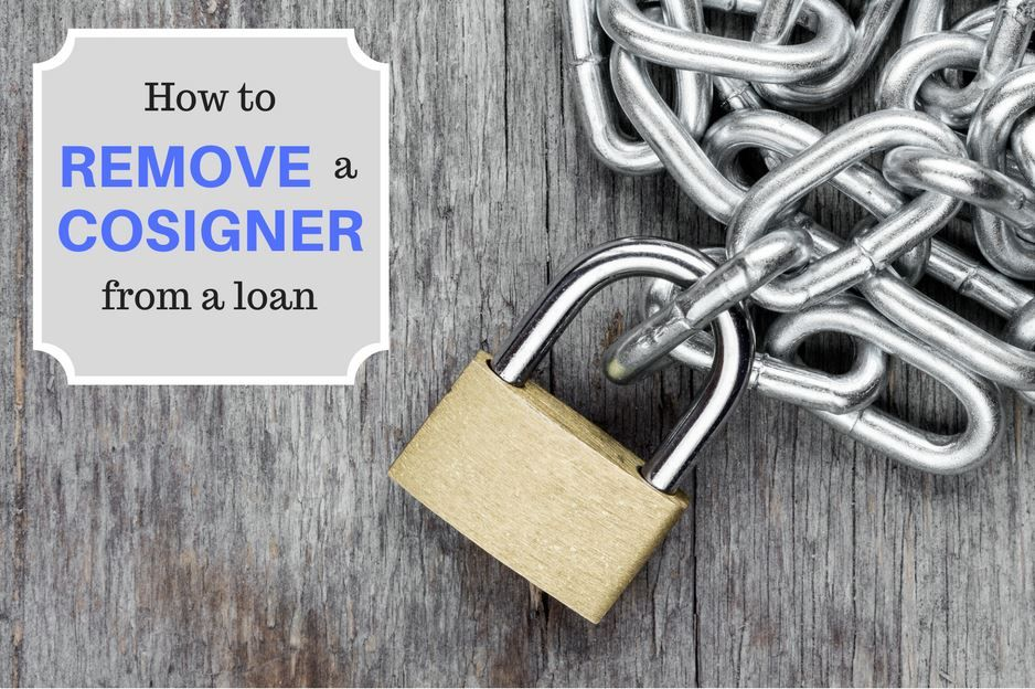 Adding a cosigner to a student loan has common