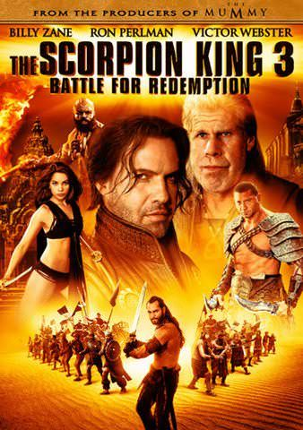 The Scorpion King 3: Battle for Redemption   The 3 kings
