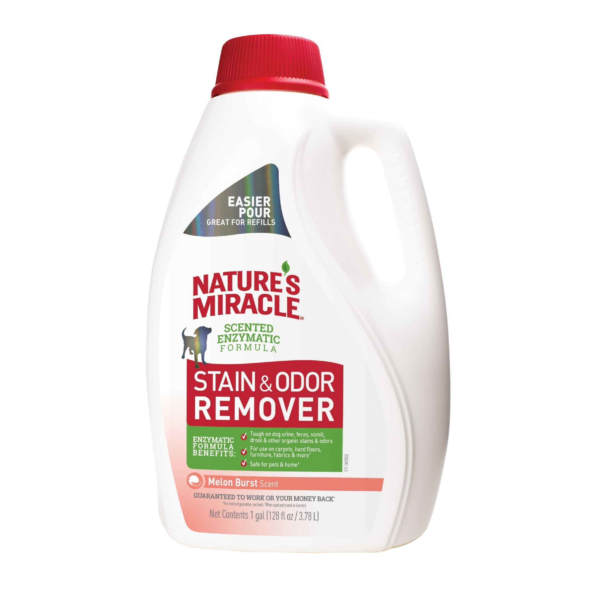 "Nature""s Miracle Stain & Odor Remover Melon Burst Scent"