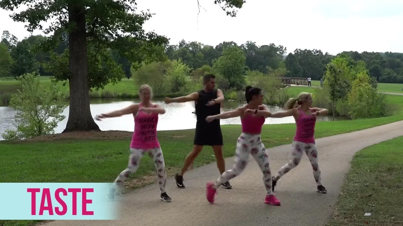 Taste By Tyga And Offset Dance Fitness With Jessica Youtube