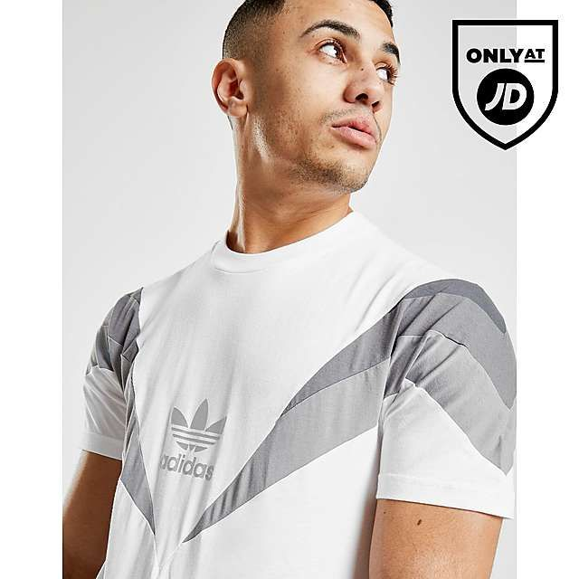 adidas Originals Street 90 Run T-Shirt