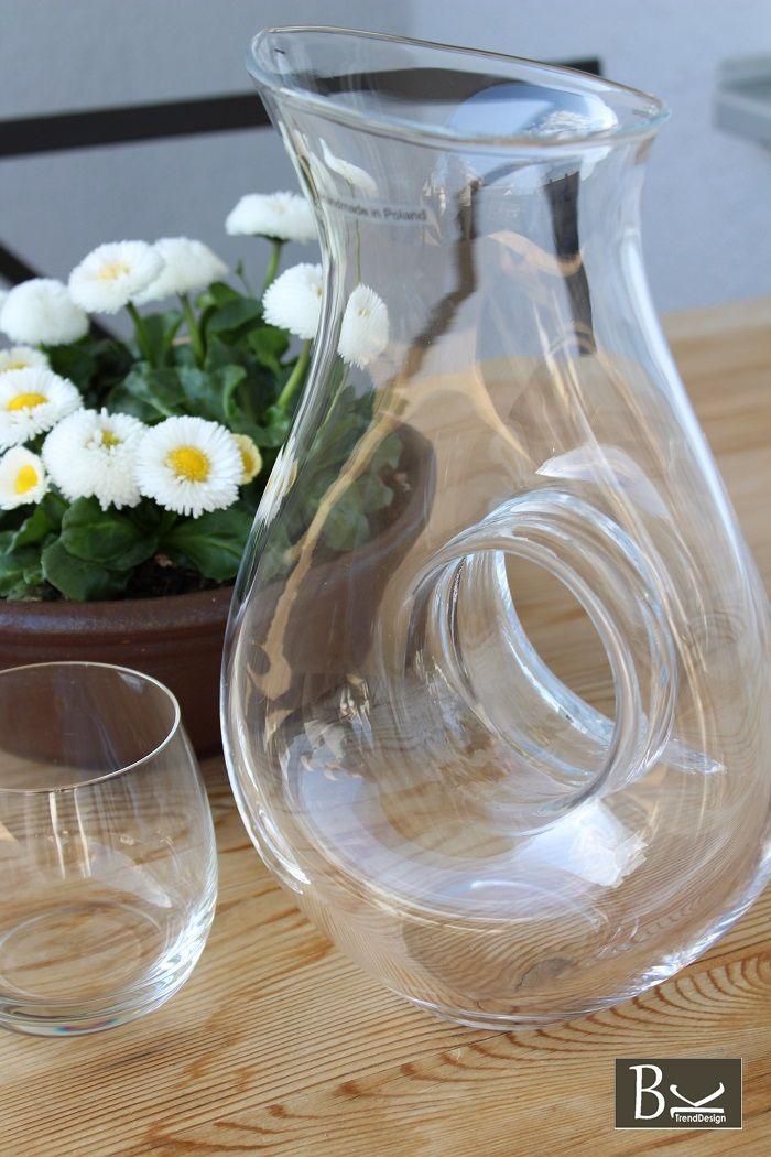 Verkauf über ebay (bk-trenddesign_de) Saftkrug mit Loch Wasserkrug - küche zu verkaufen
