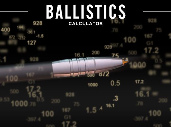 Federal Premium Ballistics Calculator  Ammunition And Ballistics
