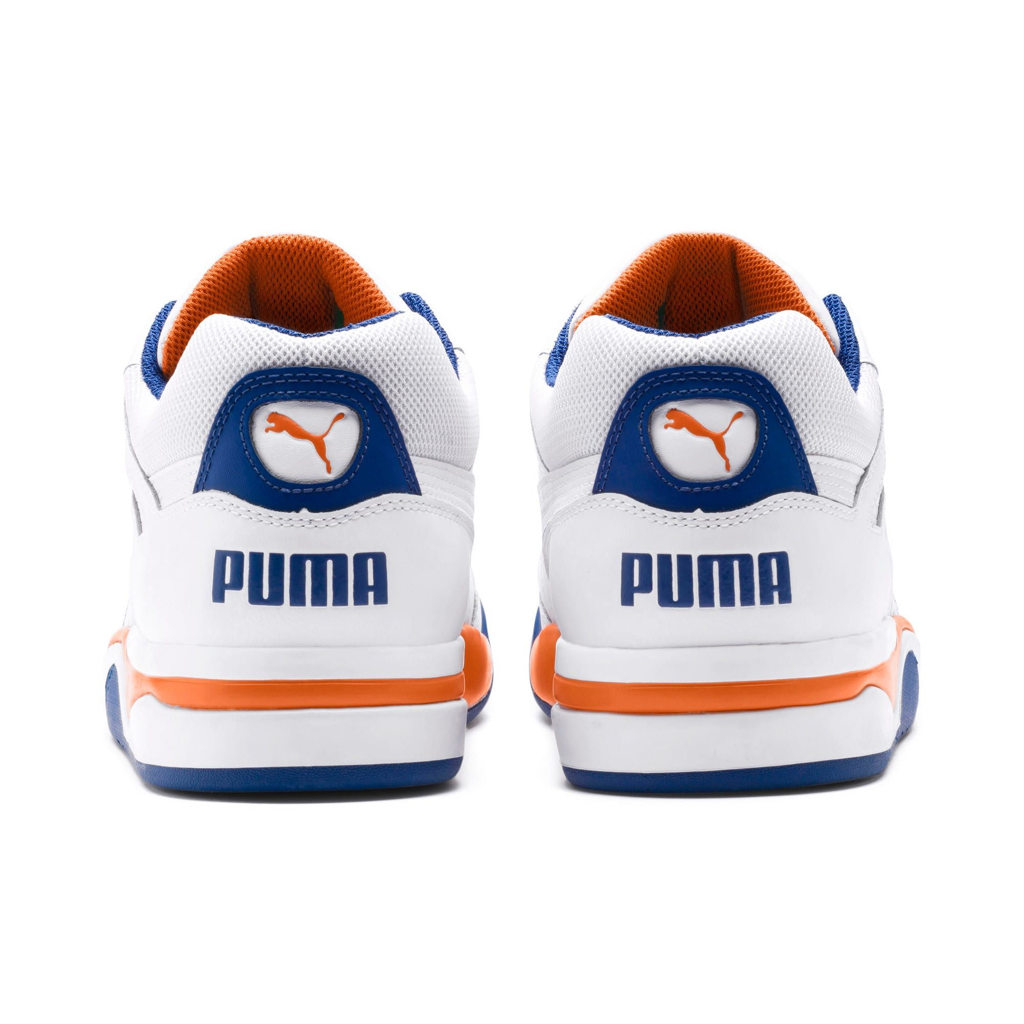 chaussure puma bleu