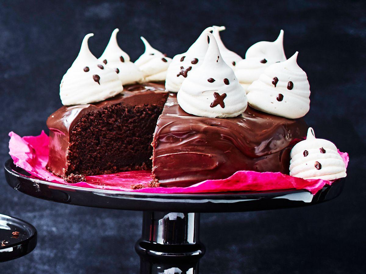 Halloween-Rezepte - schaurig-schöne Leckereien | halloween Rezept ...