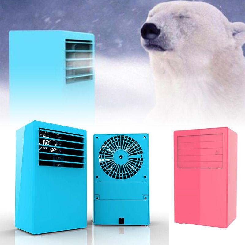 Portable Mini Air Conditioner Table Desktop Air Conditioning