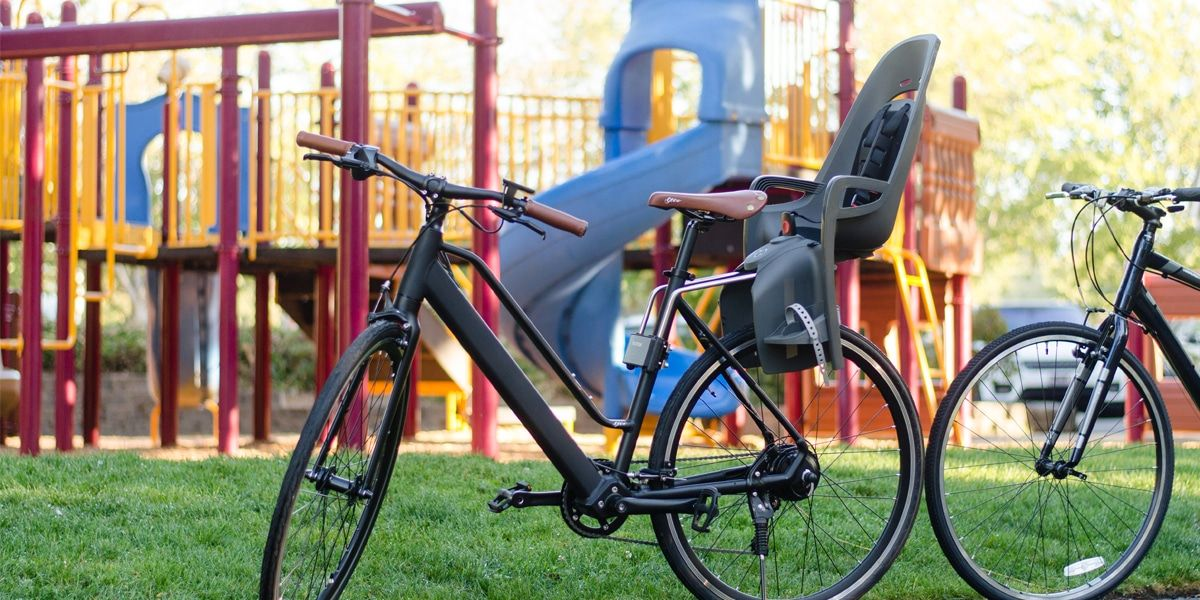 Child Bike Seat Age And Size Restrictions Your Questions Answered Child Bike Seat Bike Seat Bike