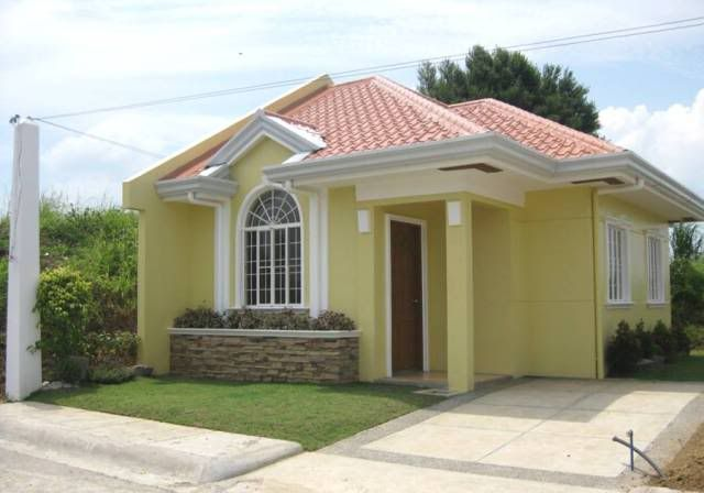 Philippines bungalow houses construction styles world for Simple bungalow house design with terrace