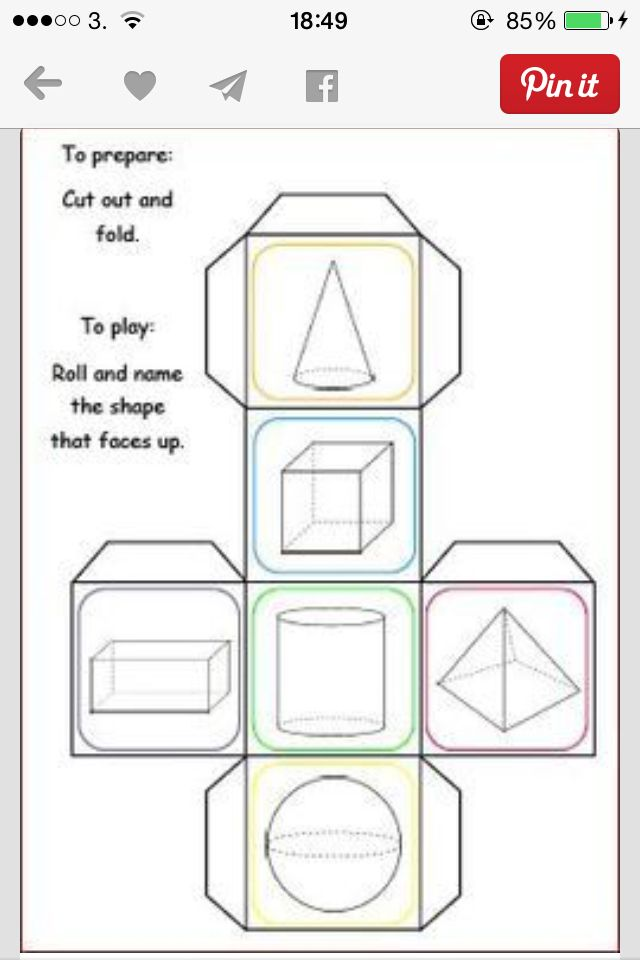 Faces edges vertices worksheet 6th grade