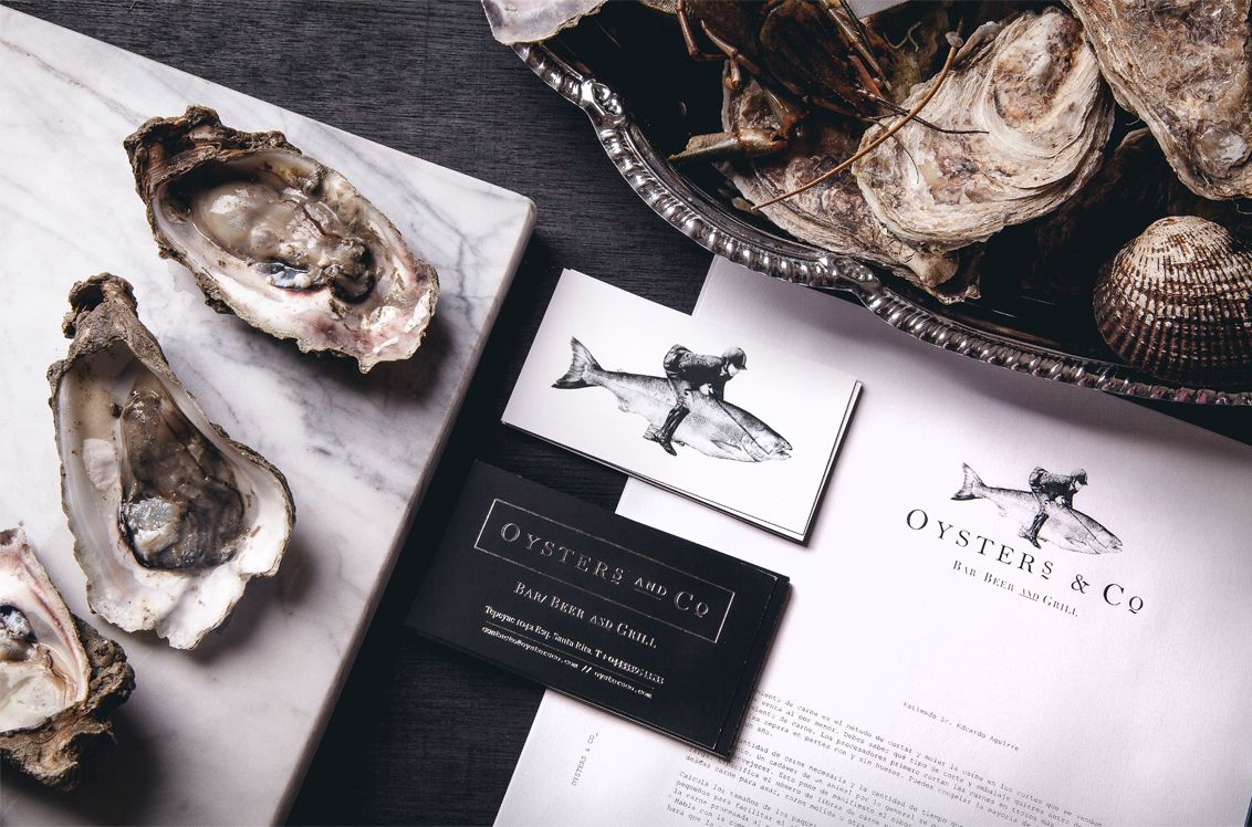 Oyster´s & Co. on Behance