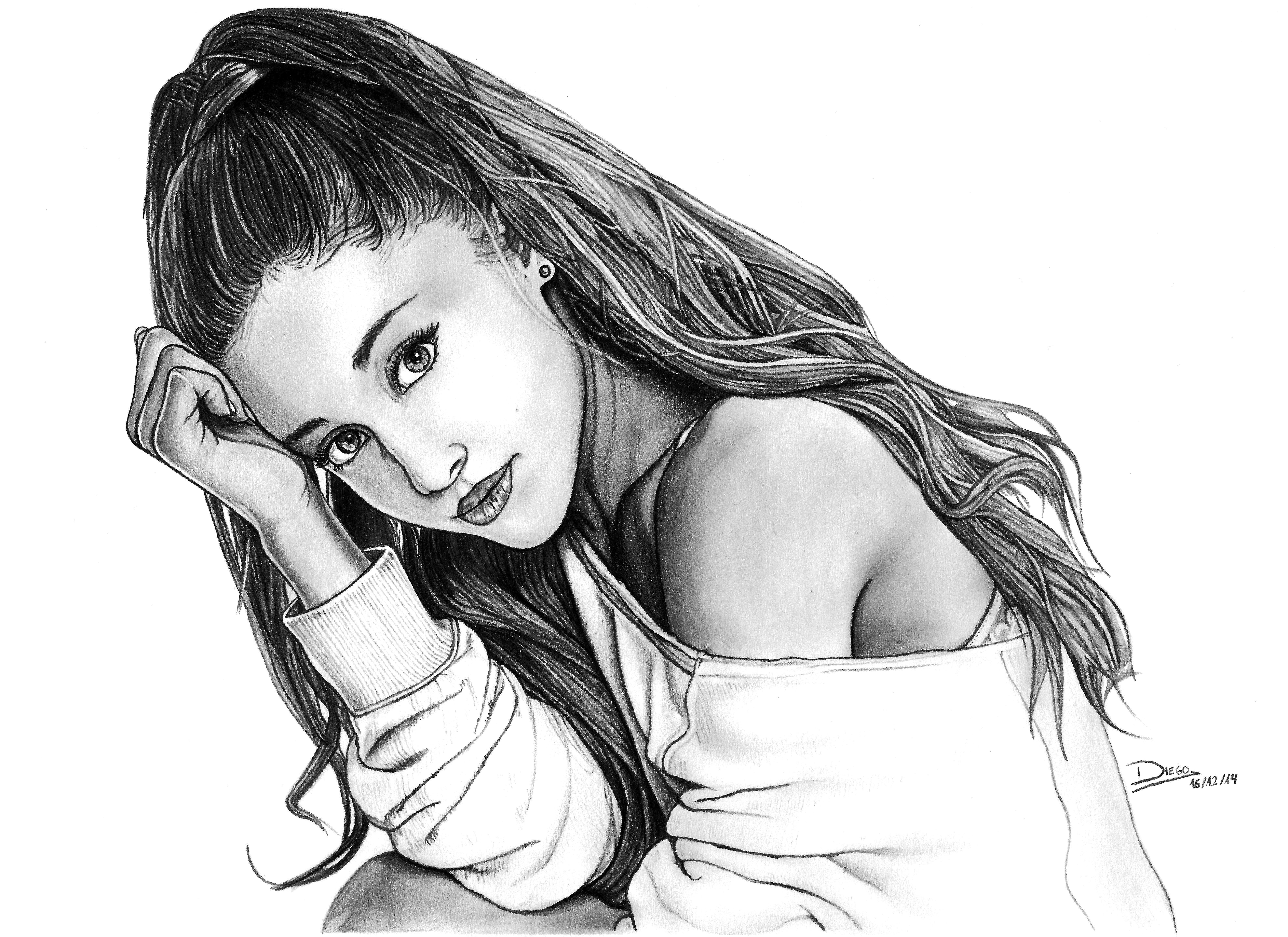 Ariana grande yours truly 3 by jardc87 on deviantart