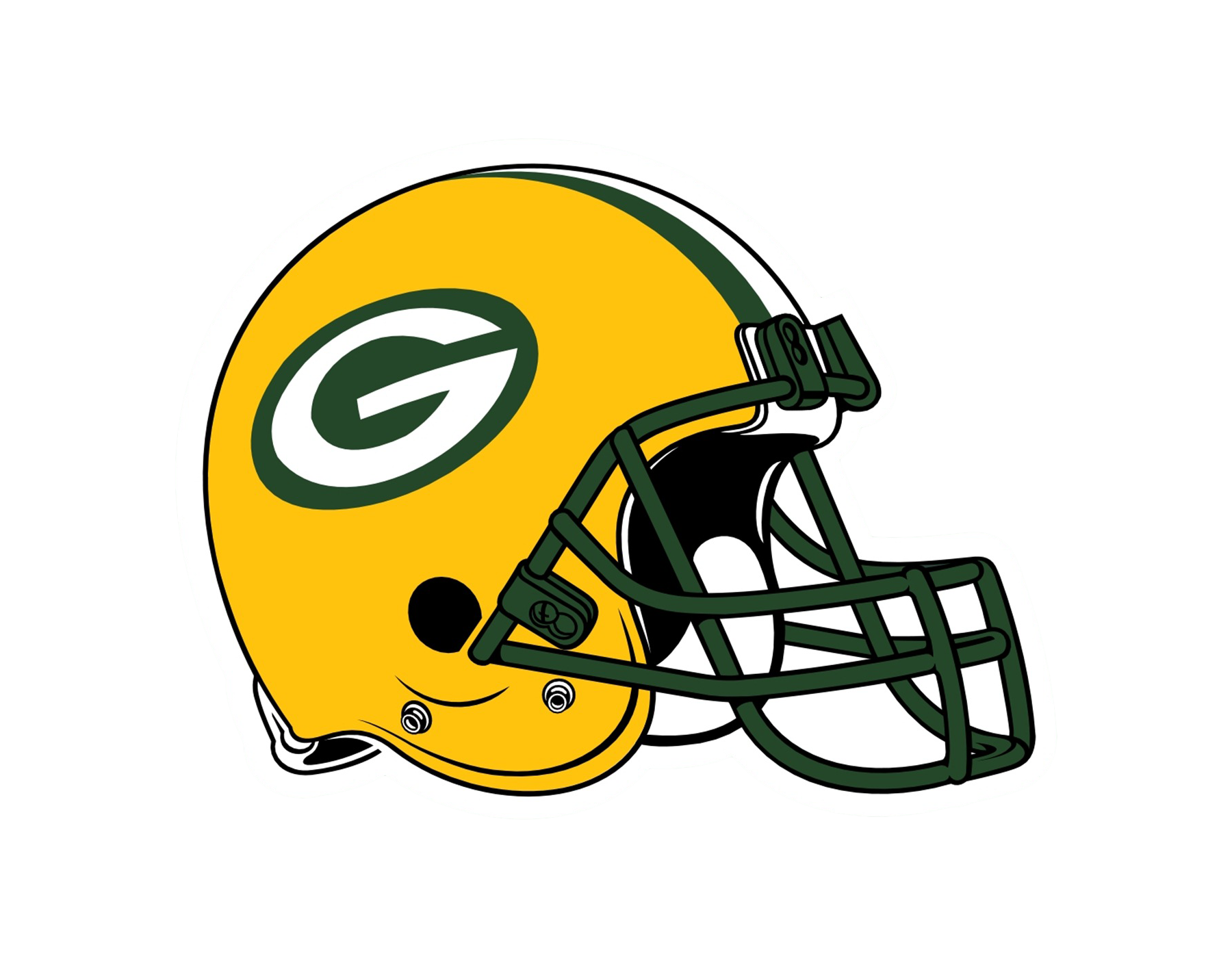 Green Bay Packers Logo Png Transparent Svg Vector Freebie Supply In 2020 Green Bay Packers Helmet Green Bay Packers Logo Nfl Green Bay