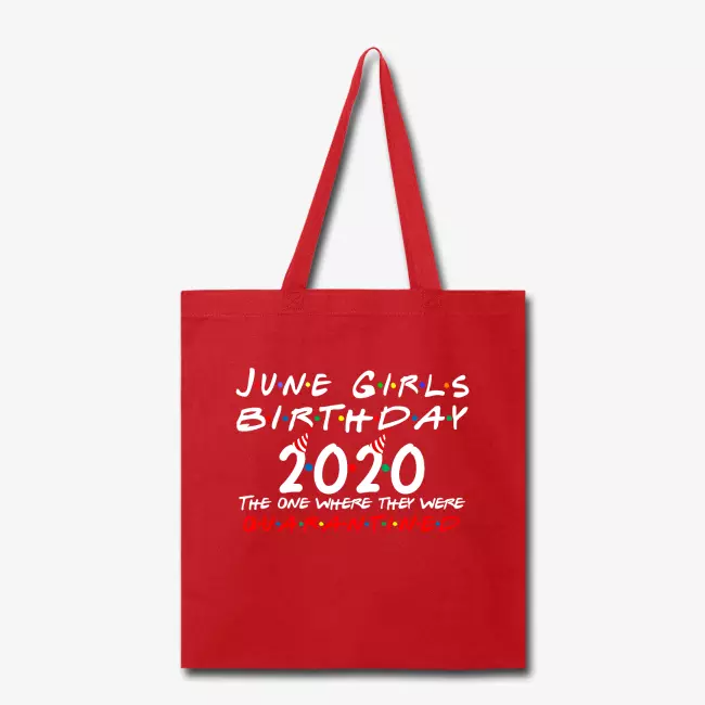 Shopping June Girls 2020 The one Where They were