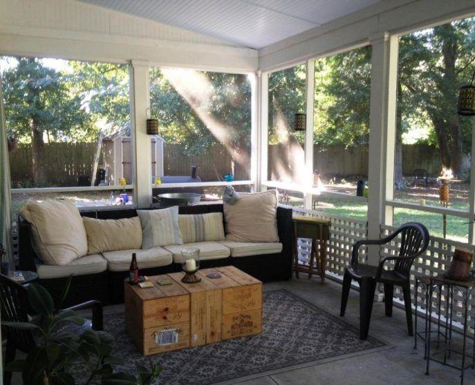 Porch:Back Porch Ideas On A Budget Concrete Back Porch ... on Concrete Back Porch Ideas id=15538