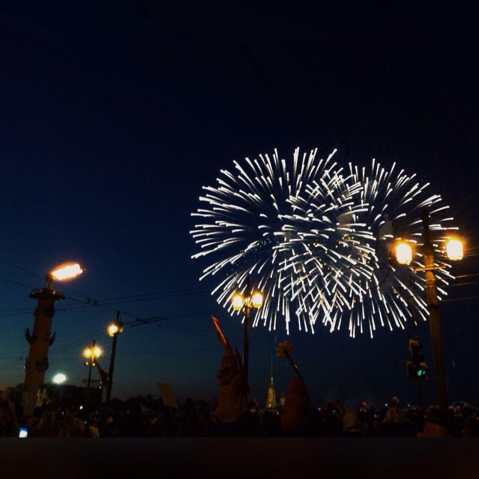 День победы, Санкт-Петербург, Россия 2015