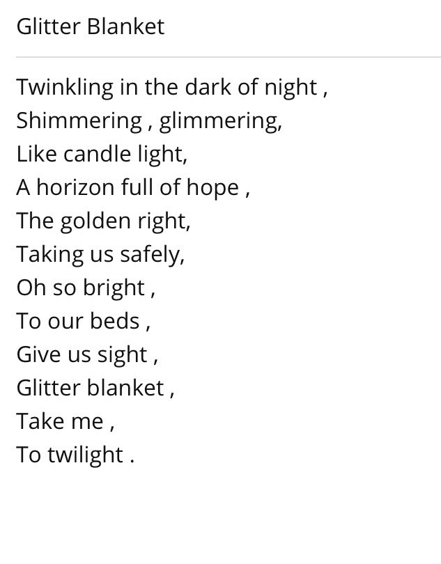 A poem about street lights The Little Things Pinterest - application for leave