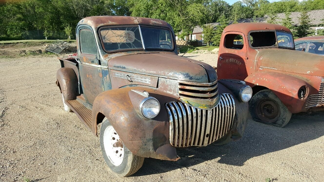 Chevrolet: Other Pickups 1941 chevrolet half ton pickup Check more at http://auctioncars.online/product/chevrolet-other-pickups-1941-chevrolet-half-ton-pickup/