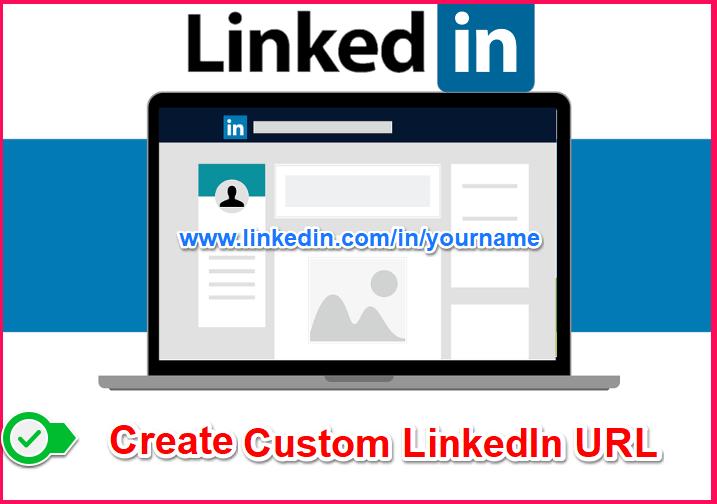 How To Create Your Custom Linkedin Profile Url Linkedin Profile How To Memorize Things Linkedin