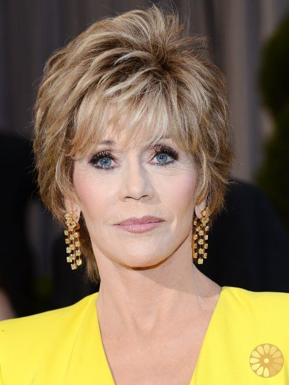 Jane Fonda Hairstyle 2013 Jane Fonda Oscars Hairstyles