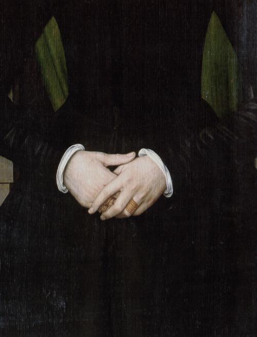 detail, Adriaen van Cronenburg, 1567