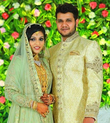Muslim Wedding Kerala Kerala Wedding Pinterest Wedding Kerala