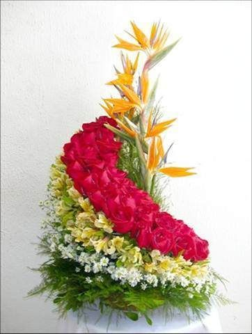 Servicios u203a Fiestas y Eventos u203a Decoración u203a Arreglos Florales