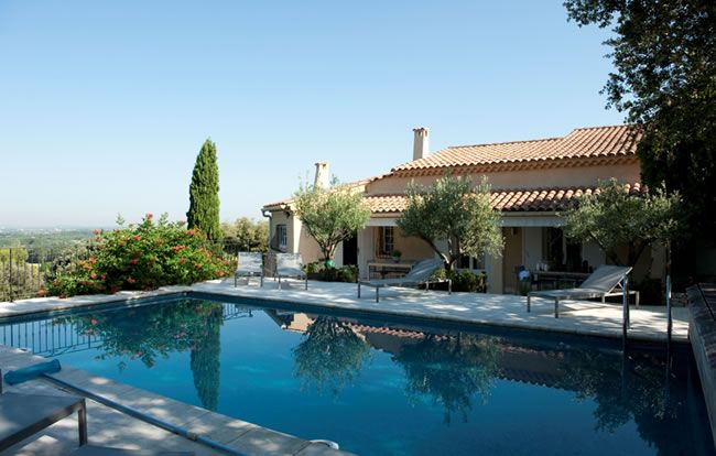 villa avec piscine lagnes aux portes du luberon - Location Villa Avec Piscine Luberon