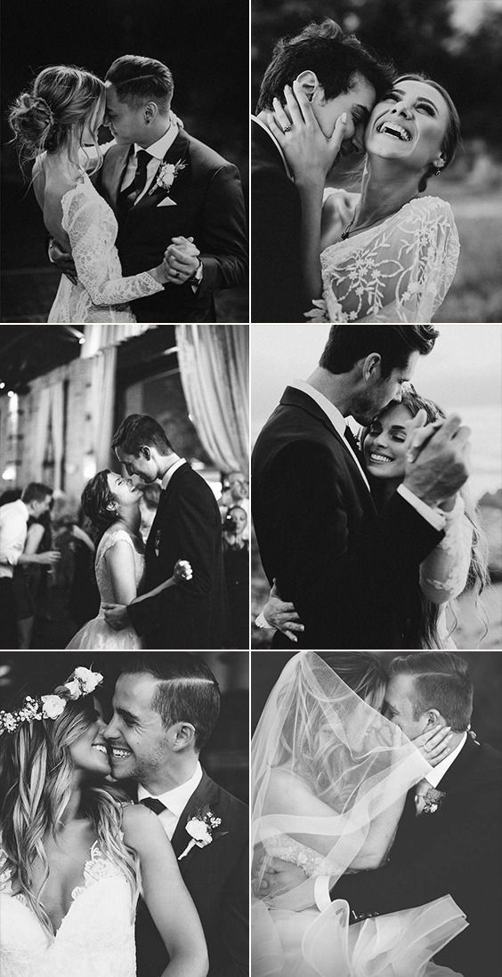 50 + Unique Wedding Photo Ideas You'll Love | Roses & Rings