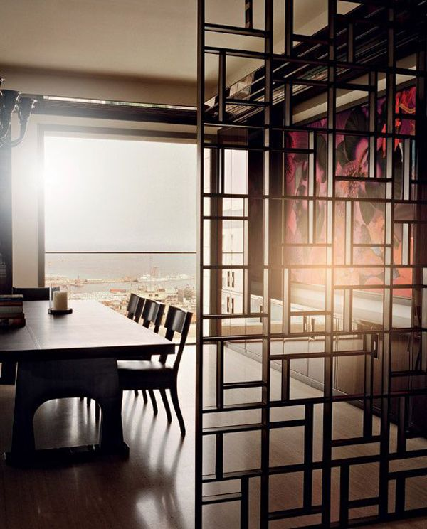 15 Modern Dining Rooms For New Years 2015 Interior Design Architecture Divider