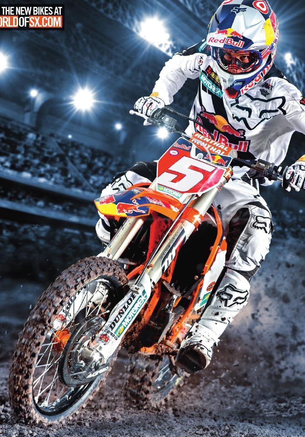 Motocross E-Magazine - Out Now - Racer X