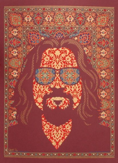 That Rug Really Tied The Room Together Dude Via