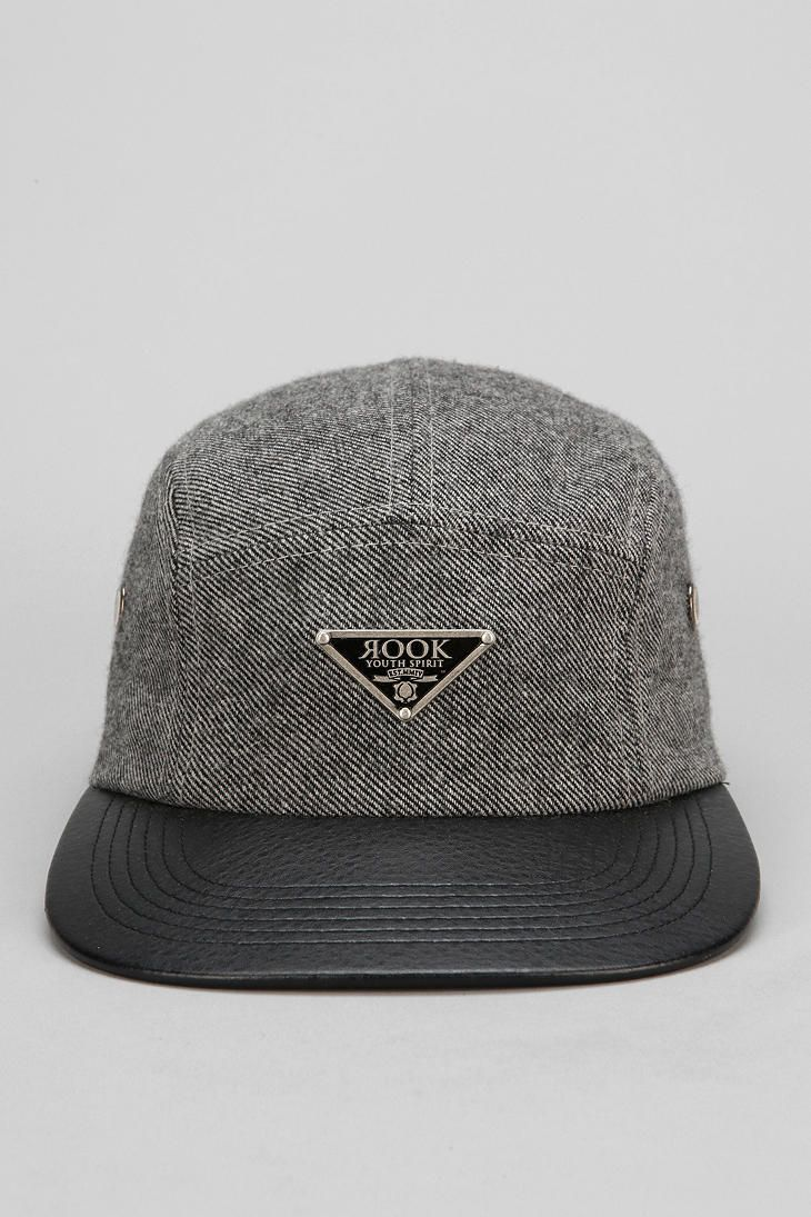 4f5bf70006c ROOK Class 5-Panel Hat