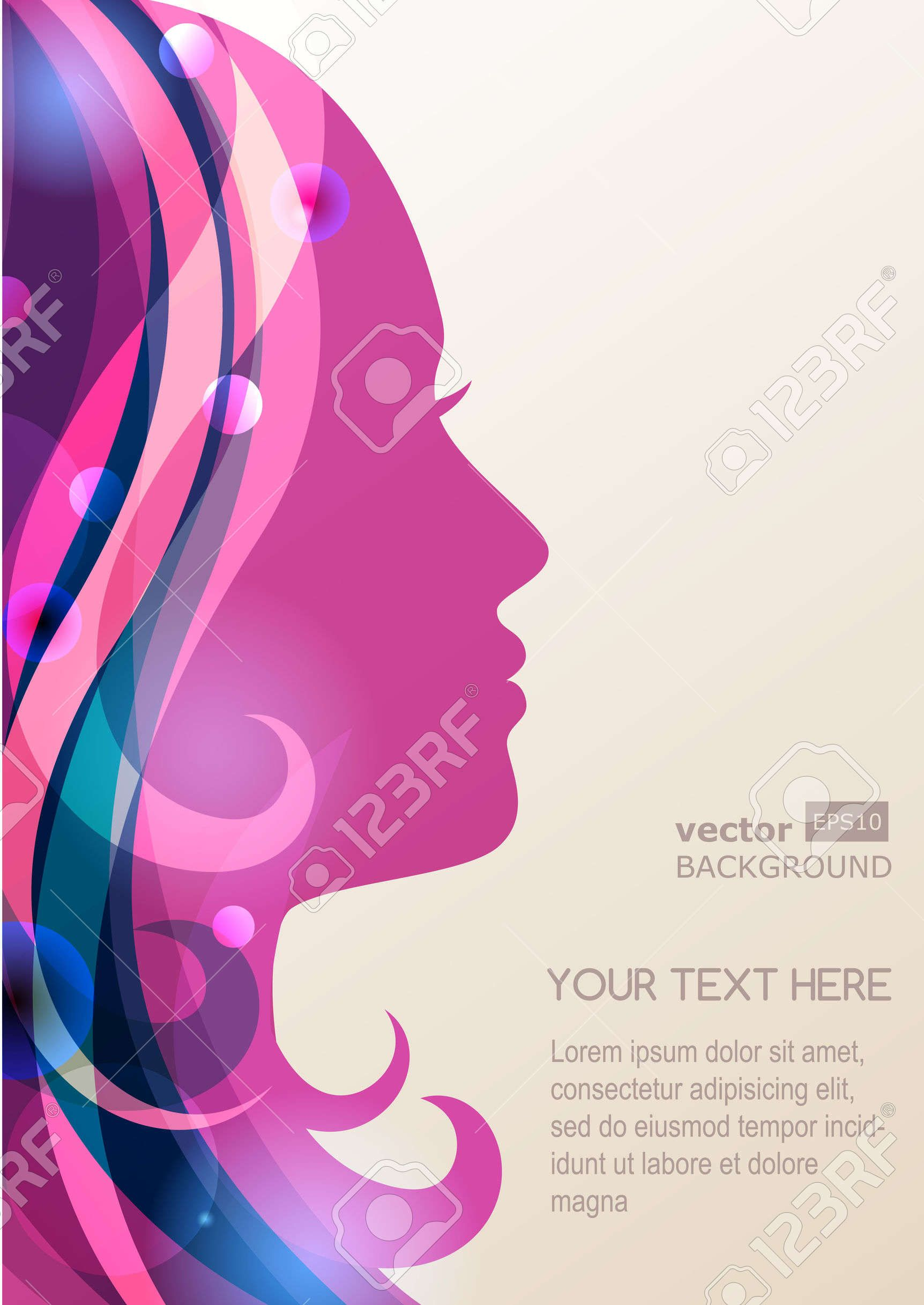 imagenes animadas para salon de belleza