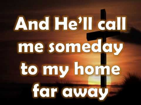 The Old Rugged Cross By Alan Jackson Youtube I Cry Every