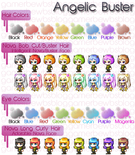 Character Creation Character Creation Hair Color For Women Creation