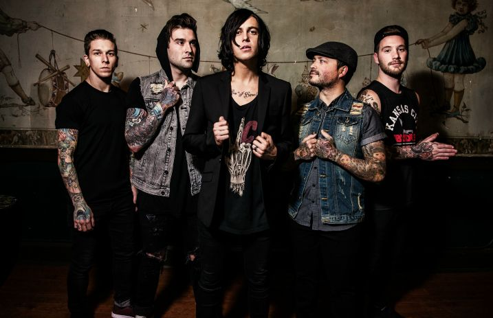 Sleeping With Sirens at Heaven Stage at Masquerade January 25, 2020, 6:00 pm