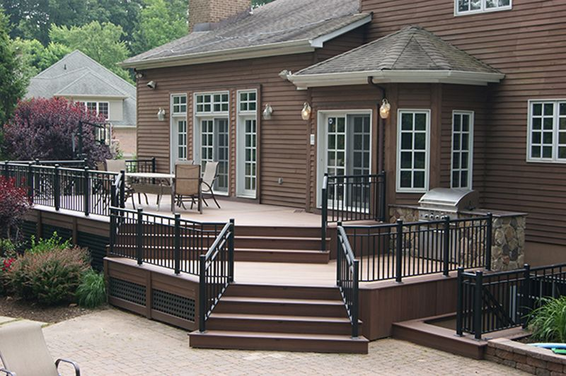 composite deck builder trex deck pictures curved deck pictures pvc decking custom