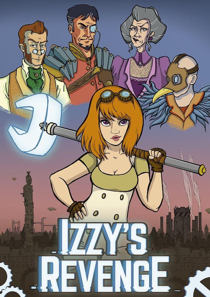 Izzy's Revenge (Indie4Fun)