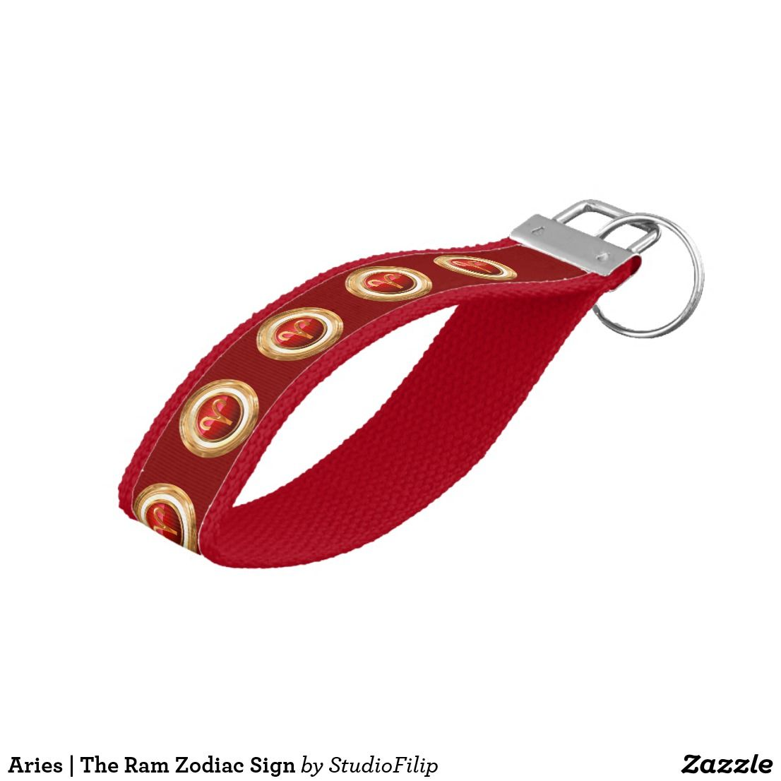 Aries The Ram Zodiac Sign Wrist Keychain Zazzle Com Ram Zodiac Sign Astrology Signs Aries Zodiac Signs