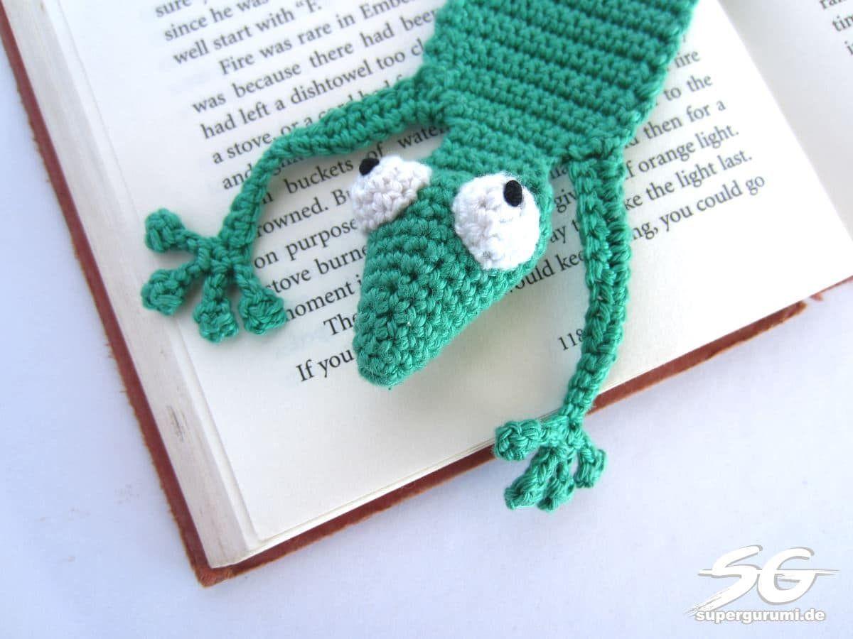 Amigurumi Gecko Häkeln Häkeln Anleitungen Kostenlos Pinterest