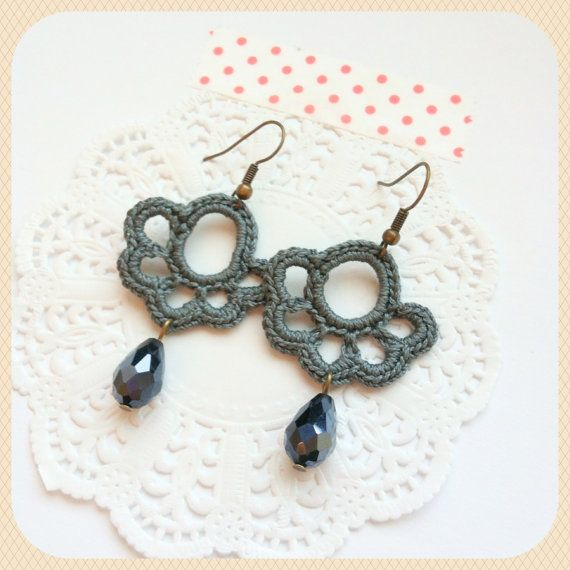 Made with Love & care.. | crochet | Pinterest | Pendientes ...