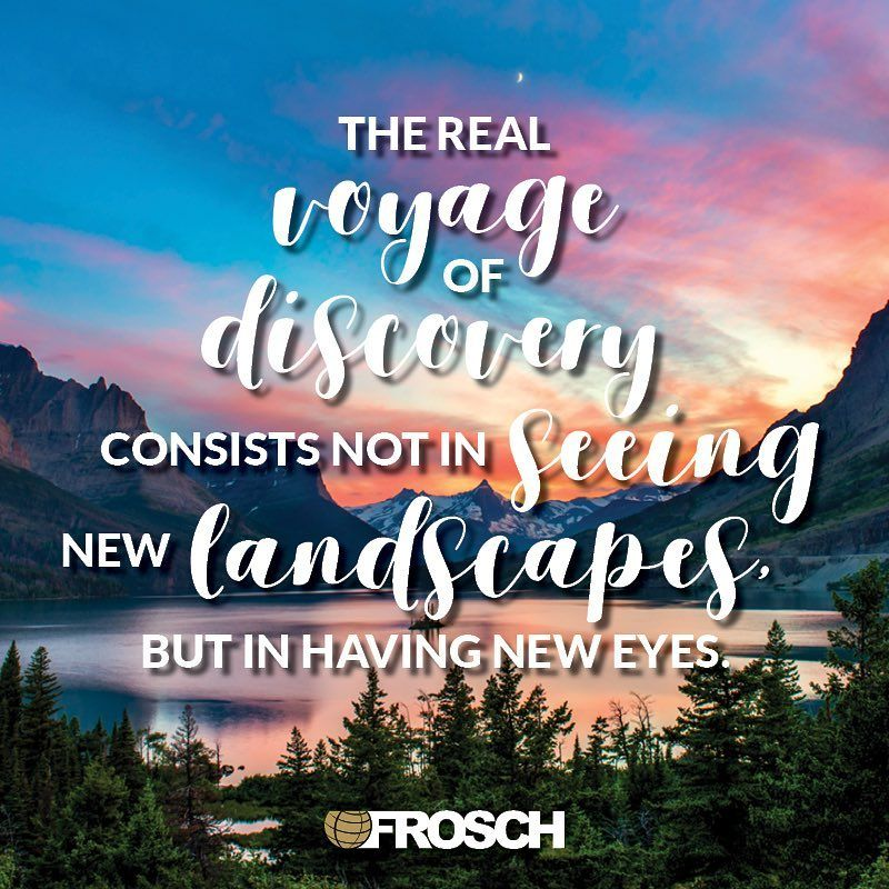 #TravelQuote by French novelist Marcel Proust. #TRAVELNOW ...